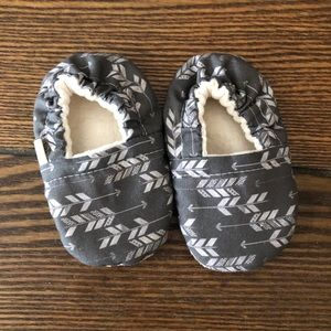 Baby Soft Sole Shoes Vegan Material